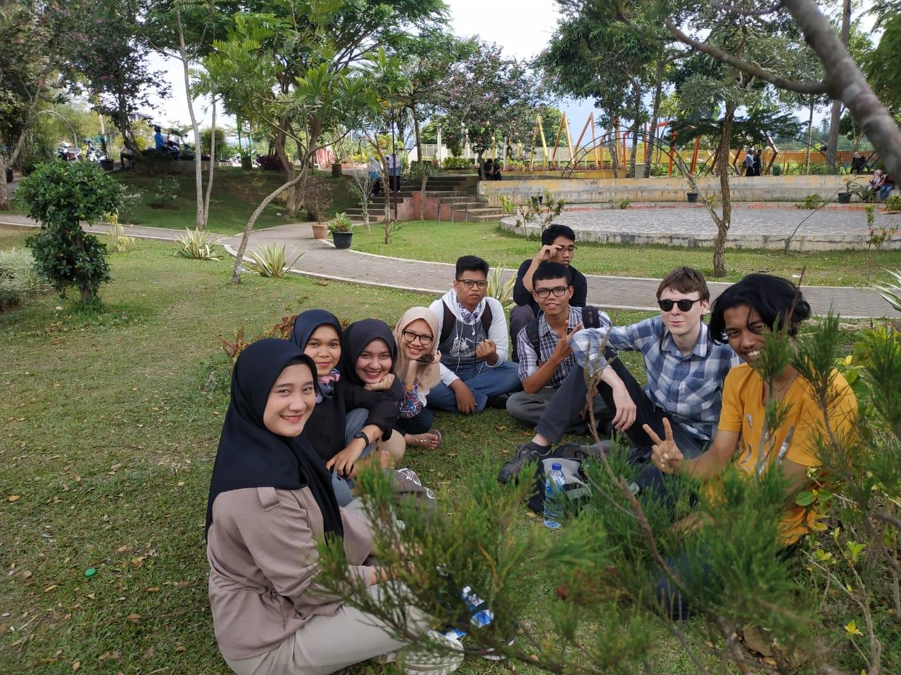 kegiatan mahasiswa STBA Haji Agus Salim Bukittinggi